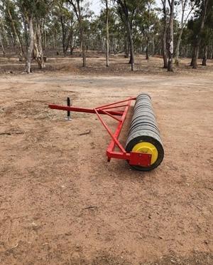 Bison Roller 6m