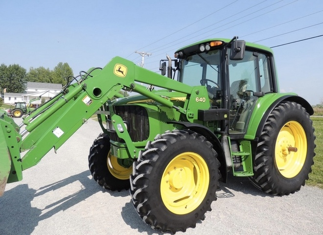 100-130Hp Tractor with FEL wanted