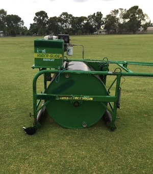 Mentay Hydra-Glide Cricket Pitch Roller
