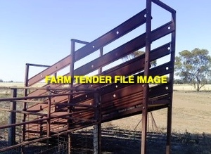 WANTED Cattle Ramp