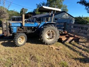 Iseki Ts4510 Tractor
