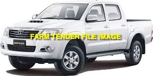 WANTED Toyota Hilux 2011 onwards