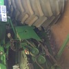 John Deere S660 with or without 630D platform and trailer.