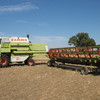 1984 CLAAS Dominator 96 Header with 25ft Open Front