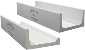 Concrete Ag-Crete 3m Feed Troughs - Best Design for Cattle Feedlots - Ag-Crete