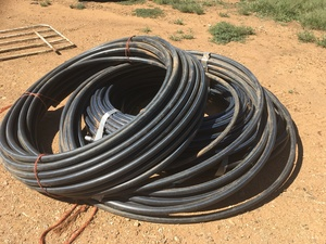 Under Auction - Under Auction (A132) - Blue Line Poly Pipe 3 x Part Rolls - 2% + GST Buyers Premium On All Lots