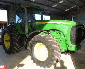 For Sale 2002 John Deere 8320 Tractor