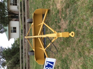 Under Auction - Reconditioned 8' Land Plane  - 2% + GST Buyers Premium on All Lots - 2% + GST Buyers Premium On All Lots