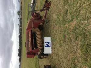 Under Auction - (A129) - New Holland Hayliner 69 - 2% + GST Buyers Premium On All Lots