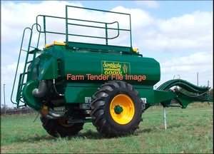 Simplicity Caster Quad 3 Bin 6000lt or 9000lt Double Shoot Air Cart