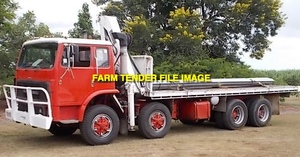WANTED Crane/ HIAB Tipper Truck