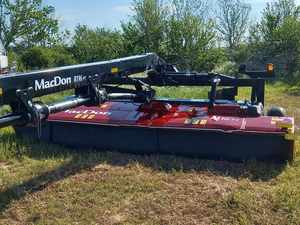 2017 Macdon R116 Mower Conditioner