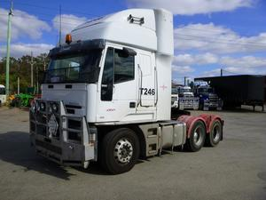 2001 Iveco 4700 Cab Over 6x4 Prime Mover Truck