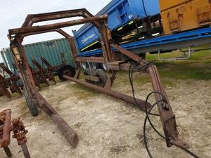 Round Bale Stack/Cart