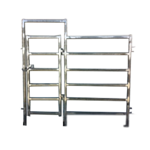 Under Auction - (A131) - 2 x New Cattle Panel Man Gate - 2% + GST Buyers Premium On All Lots