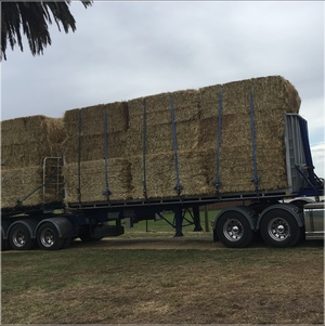 2002 JTB Tipping Tray Roll Back A trailer 24ft long