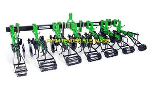 Inter row Cultivator Wanted Prompt