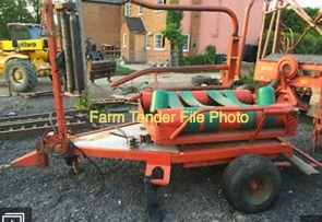 Wanted Kverneland Silage Wrapper Trailing Model