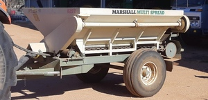 Marshall Multi Spread 825T Spreader