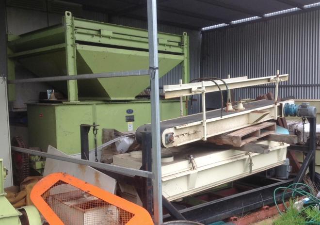 Industrial Pellet Mill / Press