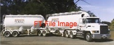 Tanker/Trailer Bulk S/Feed Bogie Axle