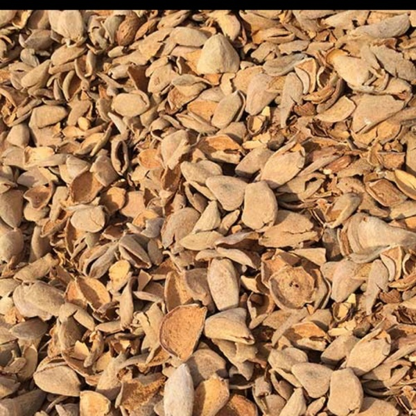 Almond hull for sale