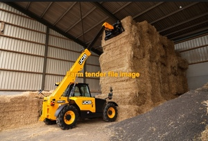 WANTED Telehandler or Front End Loader
