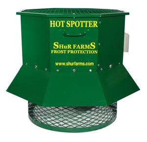 SHuR FARMS Hot Spotter Frost Protection