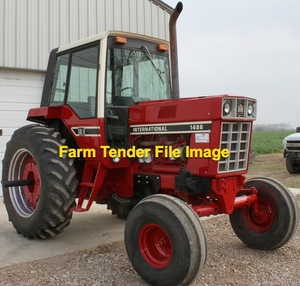 WANTED International Tractor 1086B or 1486B