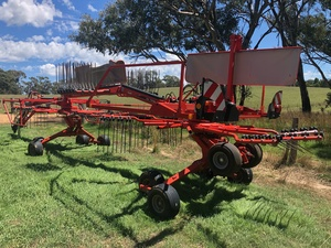 Under Auction - (A146) - Kuhn GA7932 Rotary Rake - 2% + GST Buyers Premium On All Lots