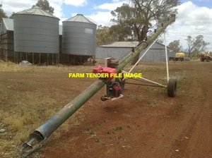 WANTED Auger 30ft / 9m. Wanted  Northern NSW, Southern Qld