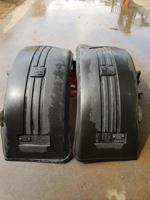 John Deere Front Mudguards - In Good Condition, Removed from tractor when New