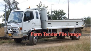 WANTED Single Axle Tipper 6 to 8 Ton