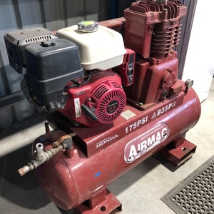 Petrol Air Compressor 35 CFM 175 PSI