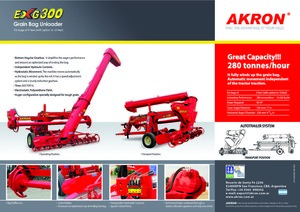 Akron Outloaders For Sale - Can Deliver anywhere