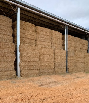 Barley & Wheat Straw