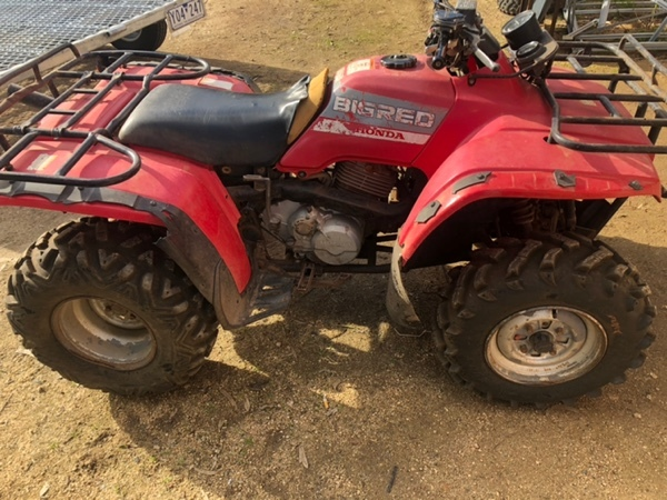 wanted old atv