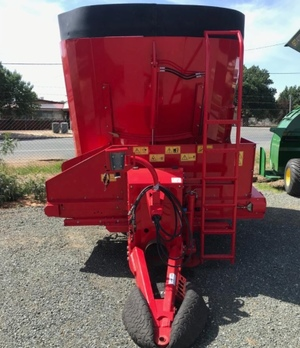 Akron Vertical Mixer MX1410R