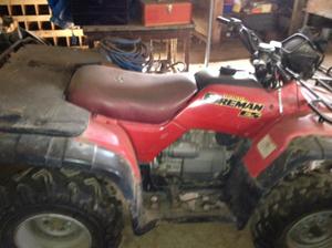 Honda Foreman ES ATV