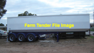 32Ft x 6 Ft Aluminum Chassis Tipper WANTED