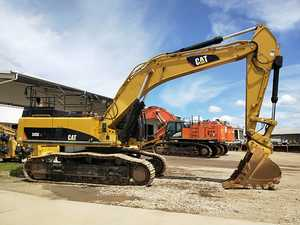 2008 Caterpillar 345CL Excavator