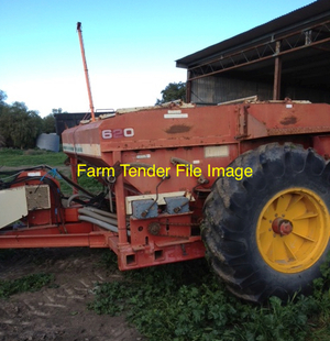 WANTED - Napier 620 Airseeder Cart for spare parts or wrecking. Mainly wanting rims.