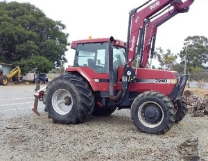 1999 Case IH 7240 Tractor
