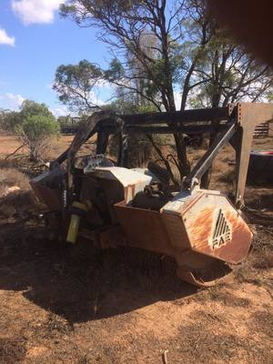 FAE forestry Mulcher for sale