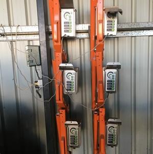 Padman Dual Irrigation Timers