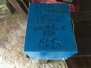NEW HOLLAND 1545 WOBBLE BOX KIT NEW