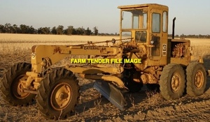 WANTED Caterpillar Grader
