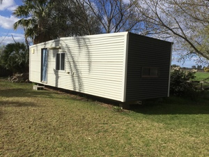 Under Auction - (A142) - One Bedroom Transportable Home - 2% + GST Buyers Premium On All Lots