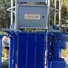 Stevlyon Mini Matic Hydraulic Wool Press