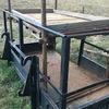 Tractor Lifting Platform - fits Burder